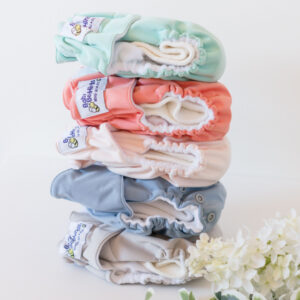 all in one nappy stack