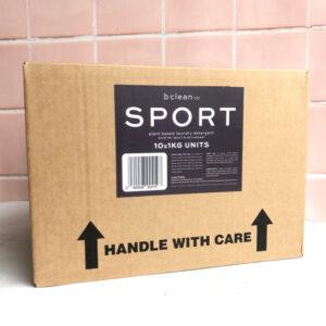 b clean co sport case