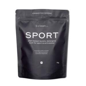 b clean co sport detergent