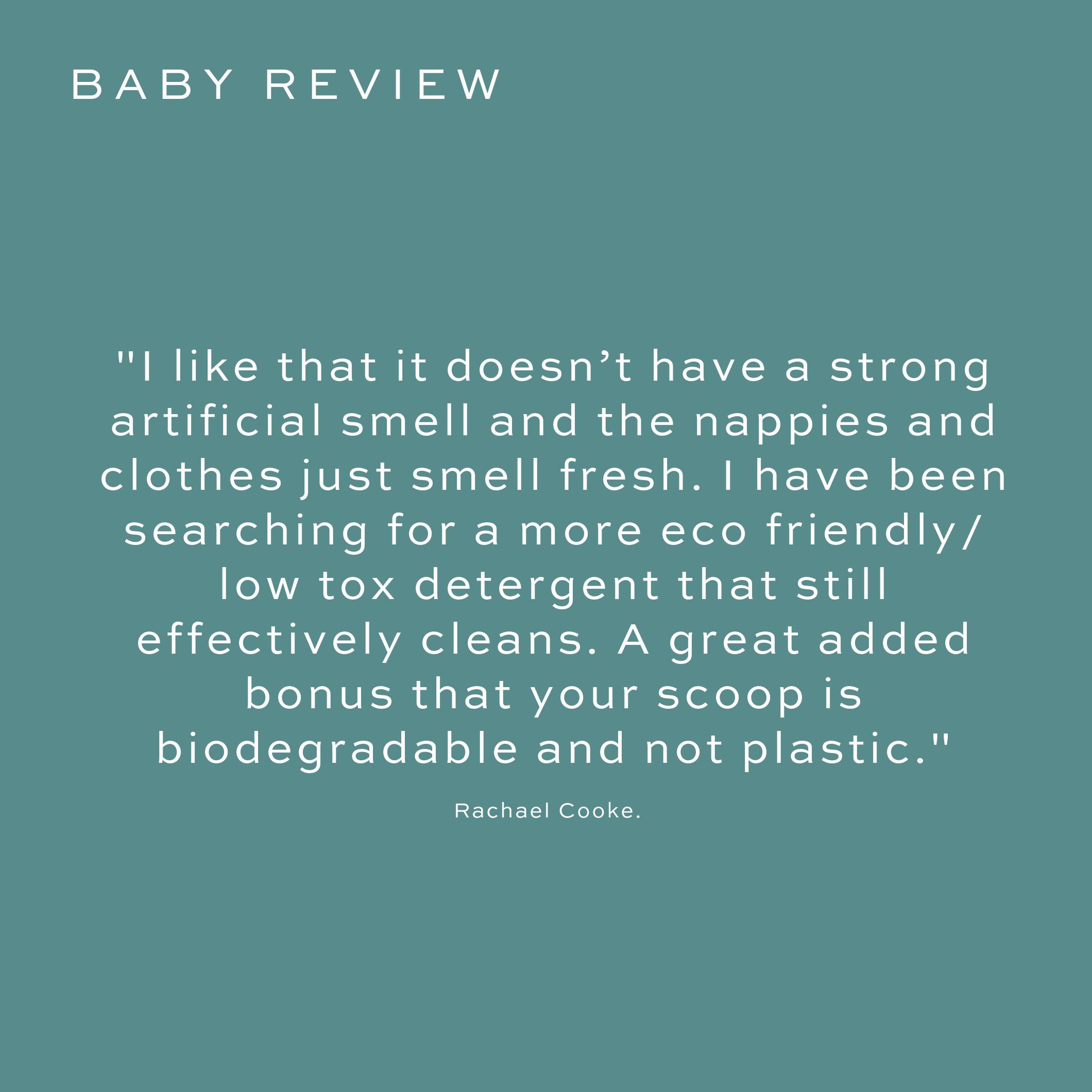 b clean co Reviews – rachael cooke
