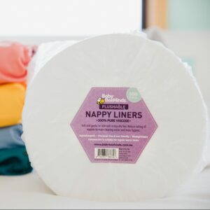 500 roll liners with nappies