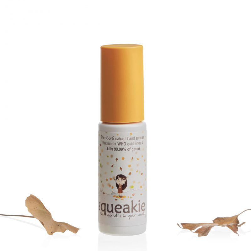 Squeakie 50ml Sandalwood, Copaiba & Tangerine[4]