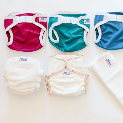 Covers and nappies