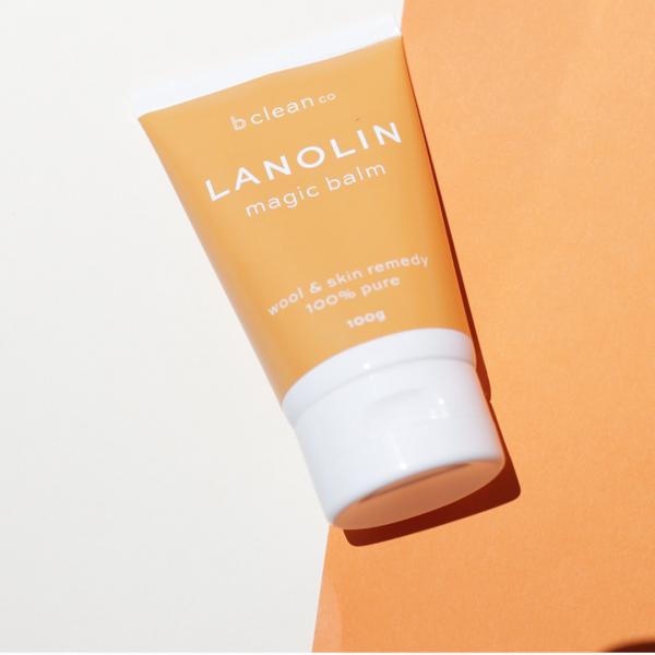 lanolin 100 gm