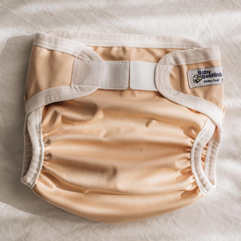 almond nappy cover